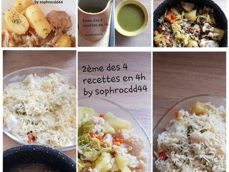Le Batch Cooking - Vous connaissez ?