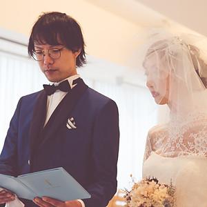 Masanori + Miki
