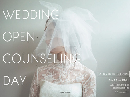 OPEN COUNSELING DAY