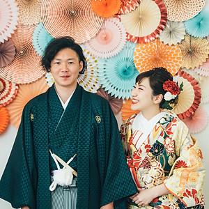 Kazuki + Yu