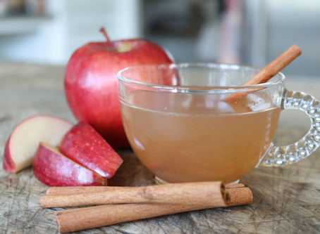 Hot Apple Cider