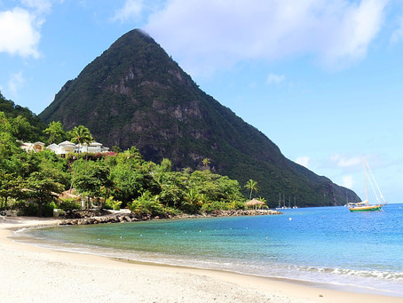 My Guide to Saint Lucia