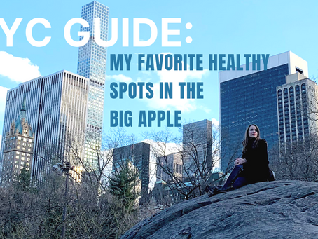 VIDEO: My Guide to New York City