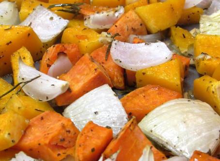 Roasted Fall Vegetables