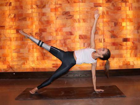 Halotherapy + Yoga