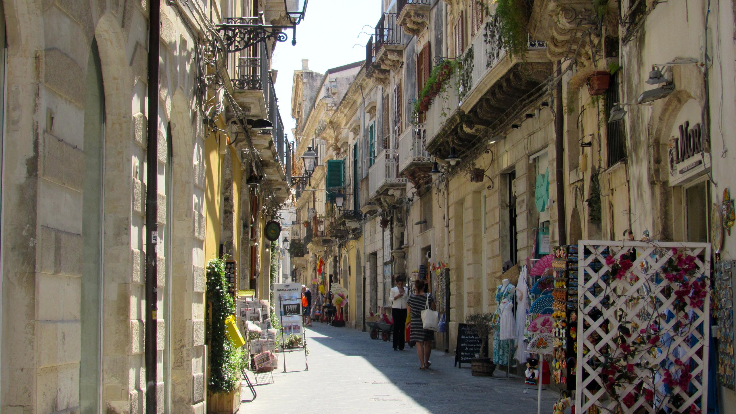 Via Roma - Ortigia