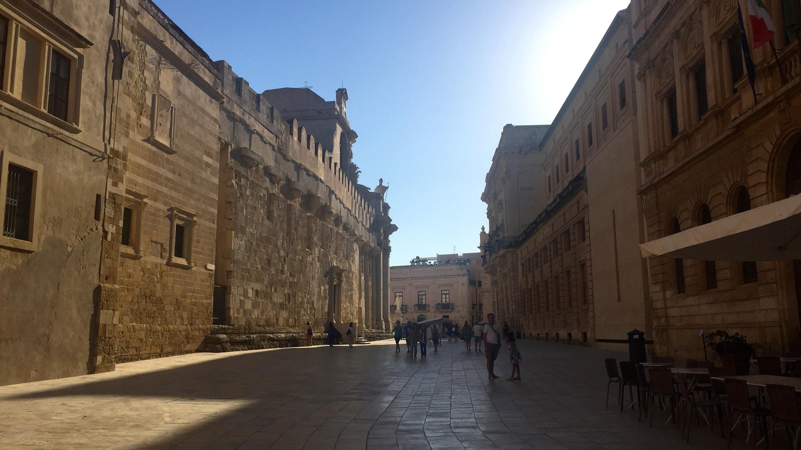 Piazza del Duomo - Ortigia