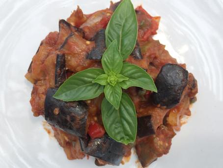 Traditional Sicilian Caponata