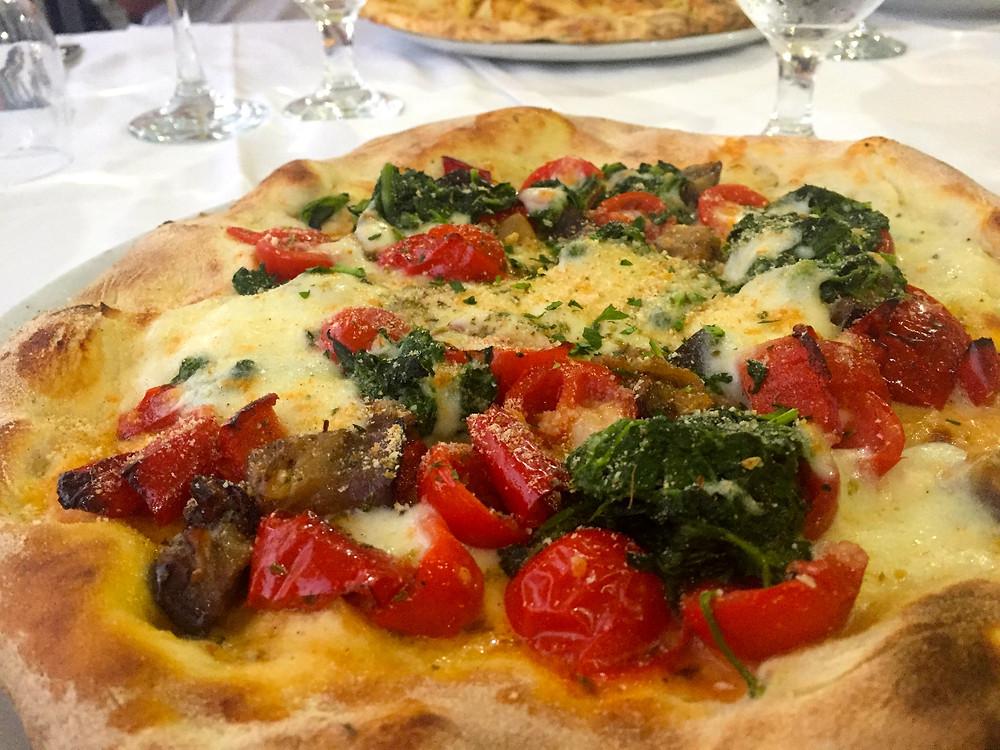 Al Vecchio Lavatoio - Nonna Turrida Pizza