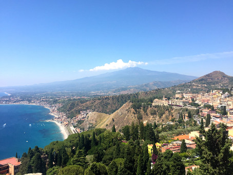 Taormina - The Pearl of The Mediterranean