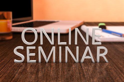 PAK Online Seminar for ERM Exam (including ERM Extension)