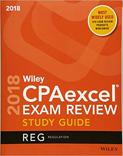 Wiley CPAexcel Exam Review Study Guide: Regulation