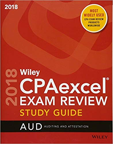 Wiley CPAexcel Exam Review Study Guide: Auditing and Attestation