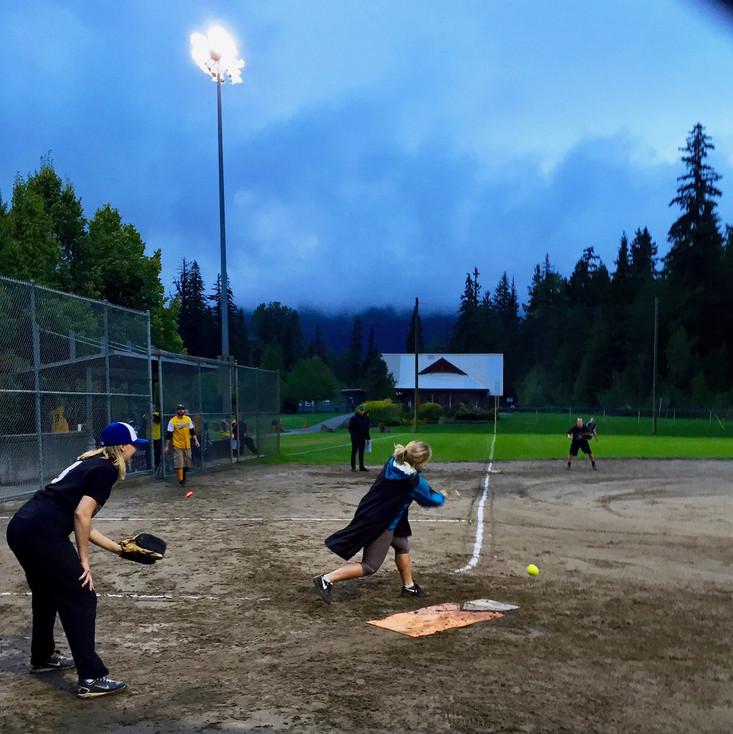 Whistler Slo Pitch Softball