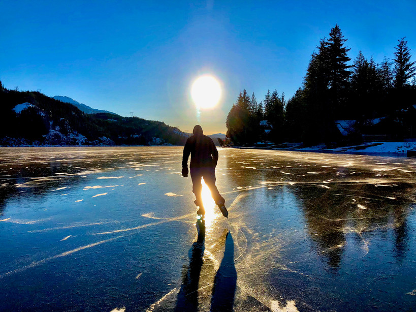 Pond Hockey Magic