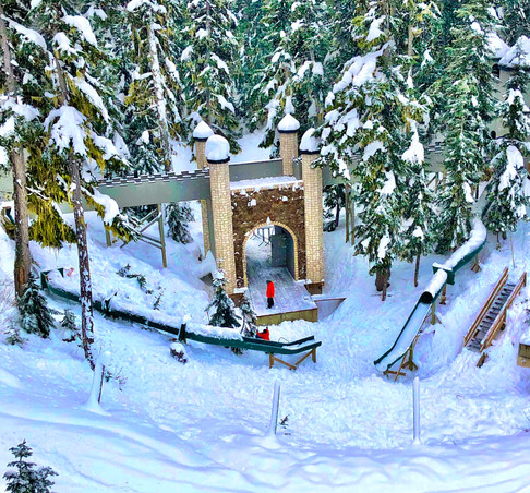 Whistler Blackcomb Magic Castle