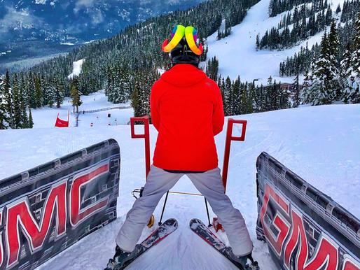 Charity Ski Race