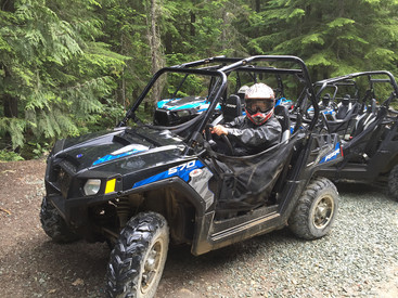 The Adventure Group's RZR Tours