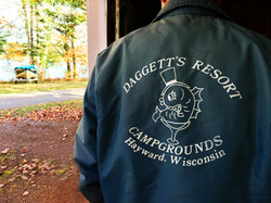 Old School Daggett's Resort Jacket