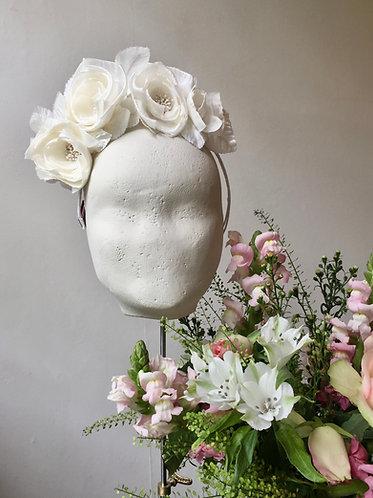 Floral Bridal Headdress