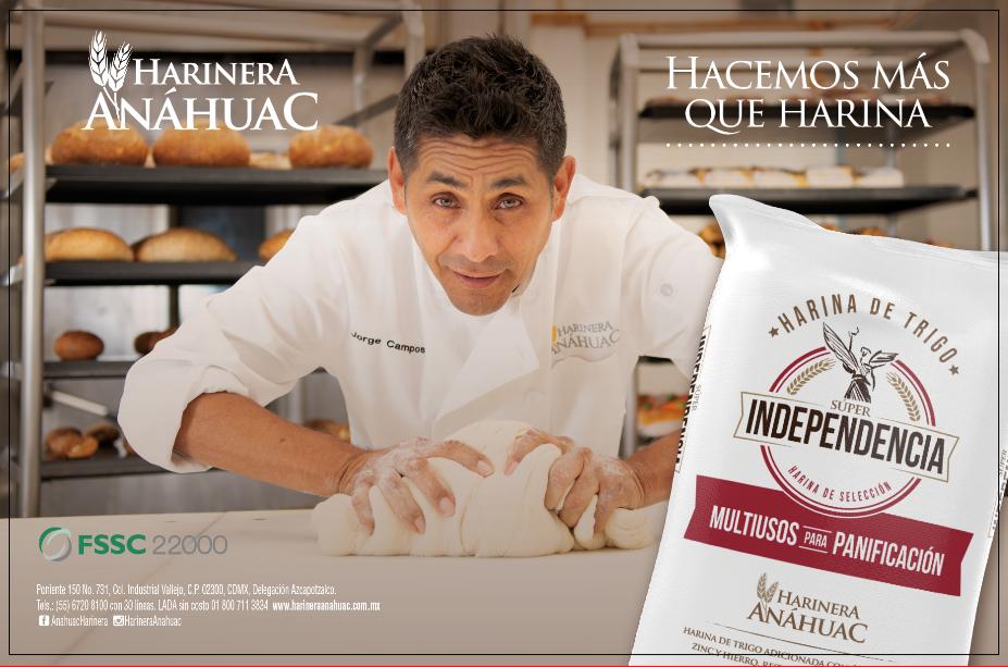 Harinera Anahuac Jorge Campos