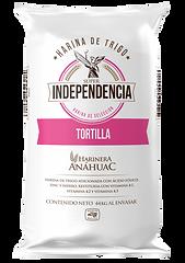 Harina de trigo Tortilla