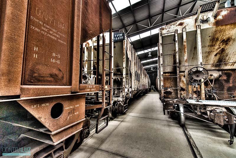 Esclusa de Tren