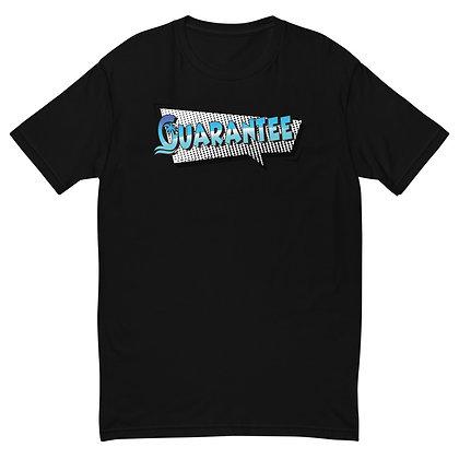 Guarantee BLUE Comic Book style - Men's Shirt