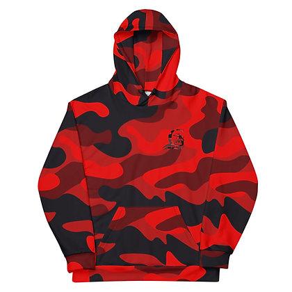 Red Camo - Hoodie