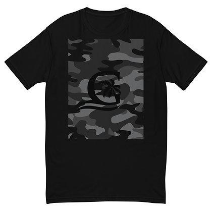Gray Camo G - Super soft shirt