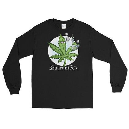 Marijuana leaf bong - Men's Long Sleeve Shirt