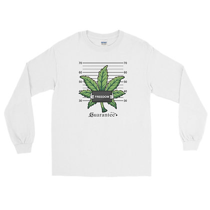 Freedom - Men's Long Sleeve Shirt