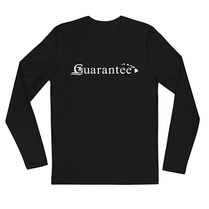 Guarantee - Long Sleeve Fitted
