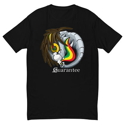 Reggae Elephant - Unisex Super soft dark T-shirt