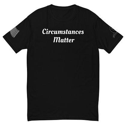 Circumstances Matter - Men's T-shirt