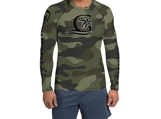 Men's - Camouflage Rash Guard G