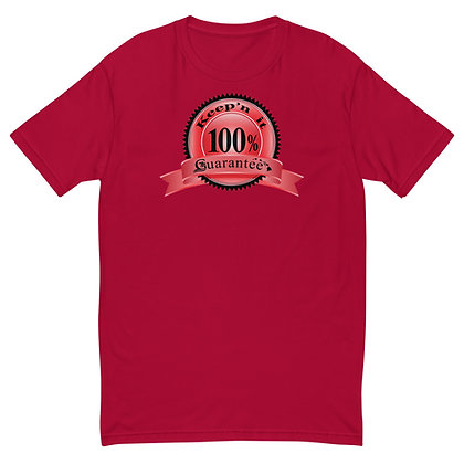 Keep'n 100% RED Seal - Super soft shirt copy