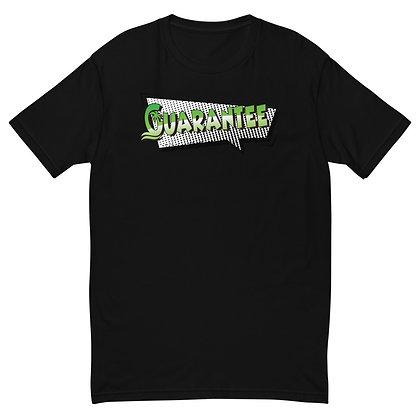 Guarantee Comic Book style - GREEN