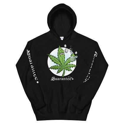 Marijuana leaf bong - Unisex Hoodie