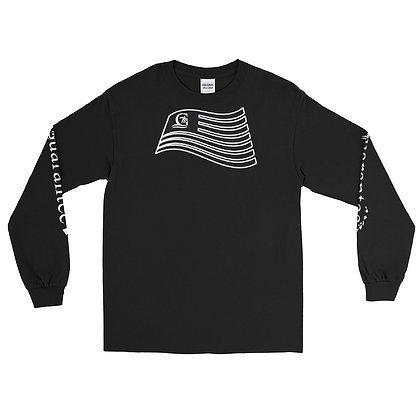 G Flag - Men's Long Sleeve Shirt