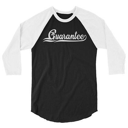 Guarantee Baseball style White - Women's 3/4 sleeve raglan shirt