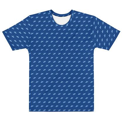 BLUE - Light Blue Crown - Men's silky smooth Dress shirt