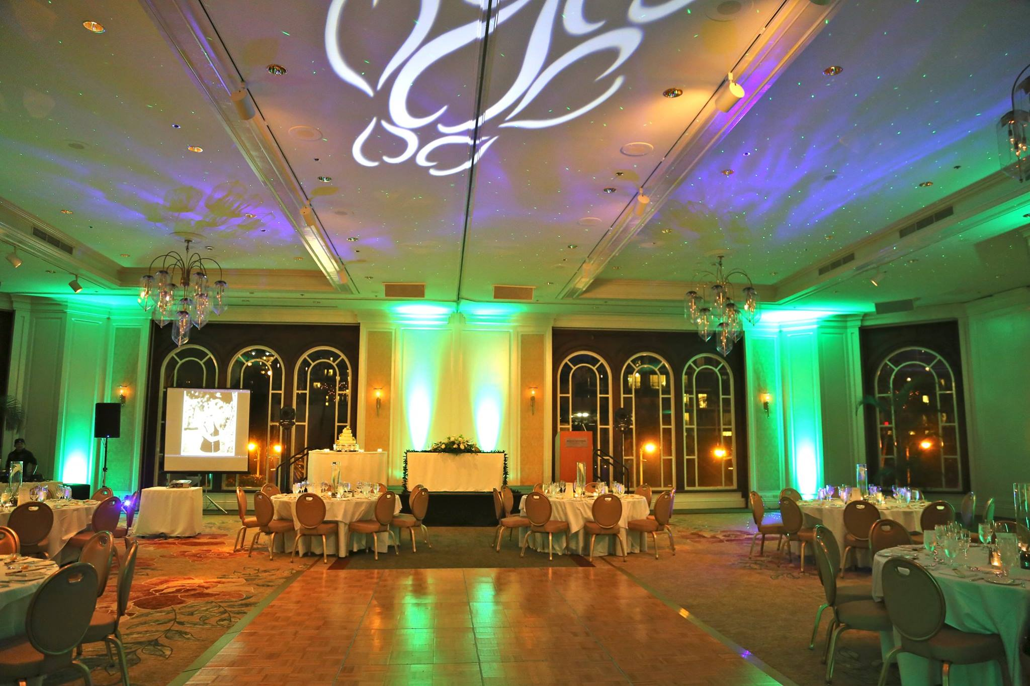 green elegant uplighting.jpg