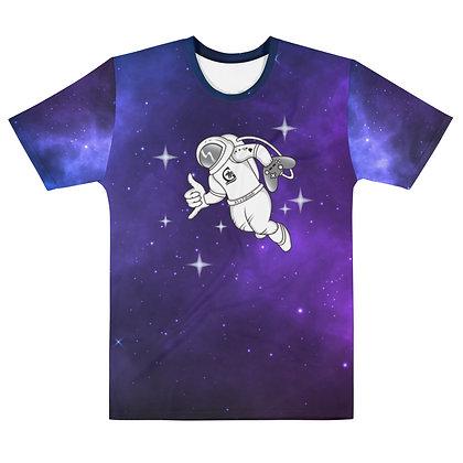 Spaceman in space - Men's T-shirt copy