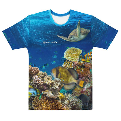 Underwater1 - Parents silky smooth shirt