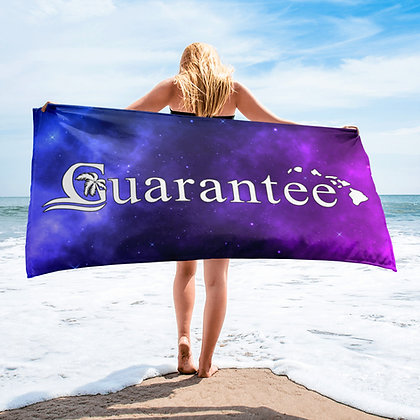 Guarantee Islands space - Towel