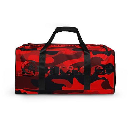 RED CAMO - Duffle bag