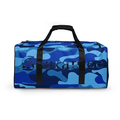 BLUE CAMO - Duffle bag