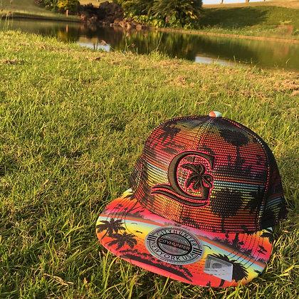 Neon Palms hat