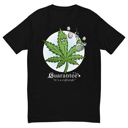 Marijuana leaf bong - Men's T-Shirt